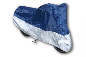 Dust Cover. Motorcycle Dust /Storage Cover For Triumph: Two Tone Polyester.